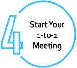 start your 1 to 1 meeting
