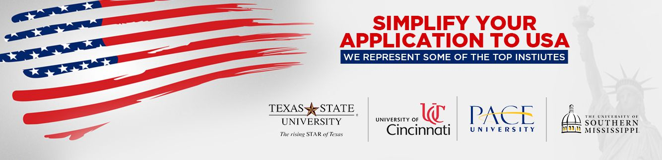 Simplify your application to USA