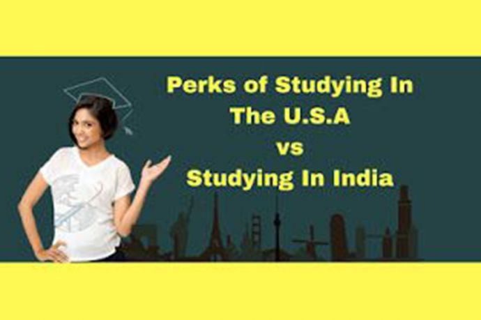 An Analysis Of The Perks Of Studying In The U.s.a Vs. Studying In India
