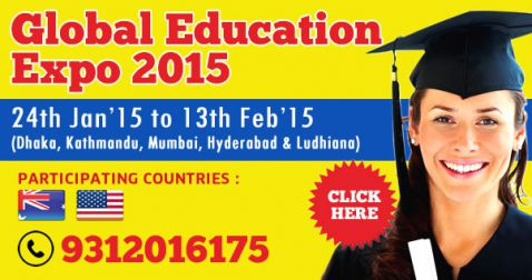Global Education Expo 2015